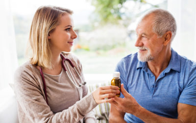 We bring clinical trials to patients' homes